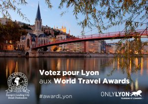 Oscars du Tourisme : votez Lyon