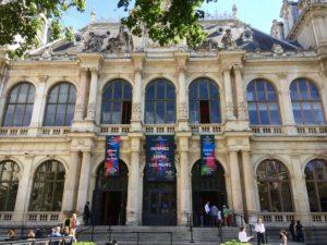 Hermès au Palais de la Bourse de Lyon