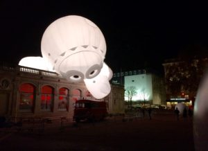 Lyon fête des lumières 2019