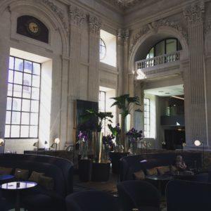 Inauguration Grand Hôtel Dieu de Lyon